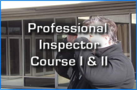 Professional Inspector Course I & II