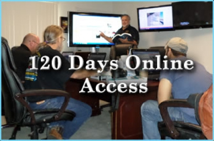 120 Days Online Access - Test Prep
