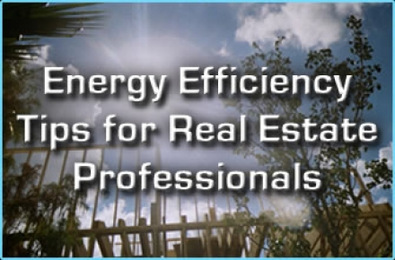 Energy Efficiency Tips for Real Estate Professionals