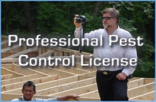 Professional Pest Control License Complete Program