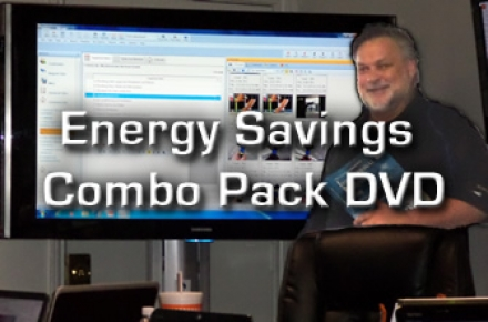 Energy Savings Combo Pack - DVD