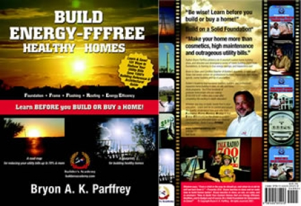 Color Book: Energy Savings by Bryon A. K. Parffrey