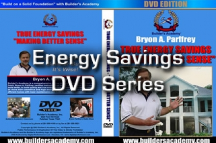 Energy Savings - DVD
