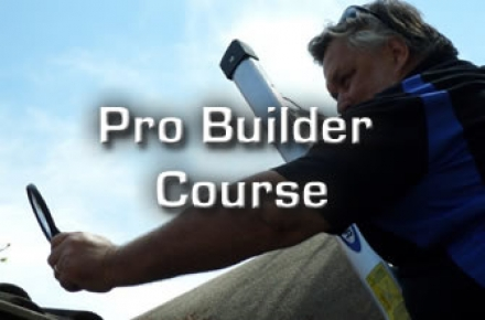 Professional Builder Course (550+)